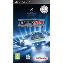 PES 2014 PSP - Jeu