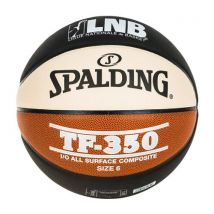 Ballon de basketball Spalding LNB TH 350 Taille 6 - Ballon