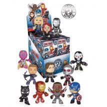 Mini-figurine Funko Mystery Minis Marvel Civil War 6 cm - Petite figurine