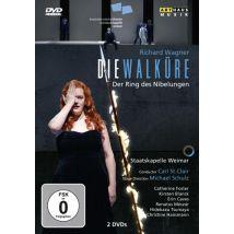 Walkyrie - Théatre national allemand weimar 2008 - DVD Zone 2