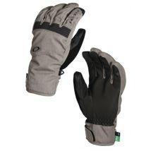 Gants courts Oakley Roundhouse Oxyde Gris et noir M - Accessoire de sports d'hiver
