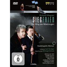 Siegfried/theatre national allemand weimar 2008 - DVD Zone 2