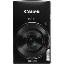 Canon IXUS 190 - Appareil photo numérique - compact - 20.0 MP - 720 p / 25 pi/s - 10x zoom optique - Wi-Fi, NFC - noir