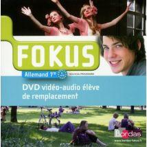 FOKUS 1RE - DVD VID- AUDIO ELE - (donnée non spécifiée)