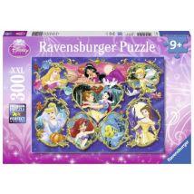 Ravensburger Puzzle Disney Princess Galerie des princesses 300 pcs - Puzzle enfant