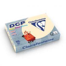 Ramette de 500 Feuilles de papier DCP A4 100g Ivoire - Papier ramette
