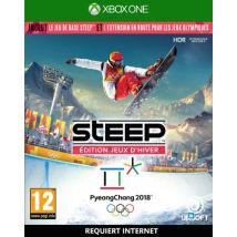 Steep Edition Jeux d'Hiver Xbox One - Xbox One