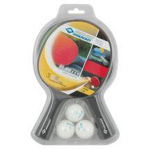 Set de Ping Pong Tennis de table Donic-Schildkrìt Playtec - Accessoire de tennis de table