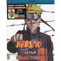 Shippuden Blood Prison Edition spéciale Combo Blu-ray + DVD - Blu-ray