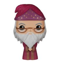 Figurine Funko Pop Harry Potter Albus Dumbledore 10 cm - Petite figurine