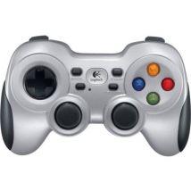 Manette de jeu Logitech F710 Sans Fil Gris - Manette PC