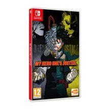 My Hero One's Justice Nintendo Switch