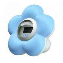 Thermomètre numérique bain et chambre pour bébé Philips Avent Bleu - Thermomètre