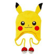 Bonnet Pokémon Pikachu Laplander - Objet dérivé