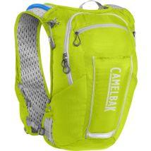 Sac à dos Camelbak Ultra 10 L Vest 2 L Vert citron et Gris - Running