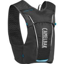 Gilet de portage Camelbak Ultra Pro 4,5 L Taille S Noir et Bleu avec réservoir d'hydratation 500 ml - Running