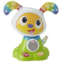 Robot d'apprentissage bébé Fisher Price Bebo le Chien 22 cm - Robot