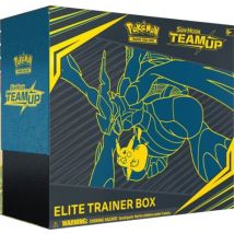 EX SUN & MOON 9 - TEAM UP - ELITE TRAINER BOX - Jeu de cartes