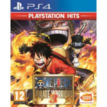 One Piece Pirate Warriors 3 Playstation Hits PS4