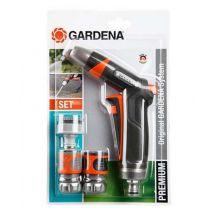 Nécessaire de base Gardena Premium - Accessoire d'arrosage