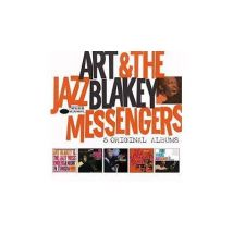 5 Original Albums - Art Blakey
