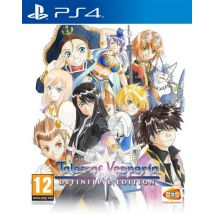 Tales of Vesperia Edition Définitive PS4