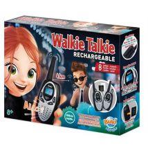 TALKIE WALKIE - RECHARGEABLE - Talkie-walkie