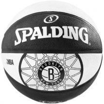 Ballon de basketball Spalding NBA Team Brooklyn Nets T7 - Ballon