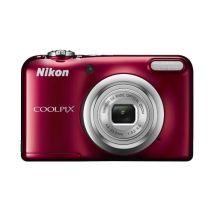Compact Nikon Coolpix A10 Rouge - Appareil photo compact