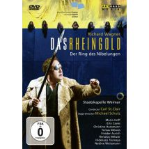 Or du Rhin - Théatre national Weimar 2008 - DVD Zone 2