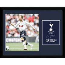 Poster emoldurado GB Posters Tottenham Eriksen 18-19 30x40cm