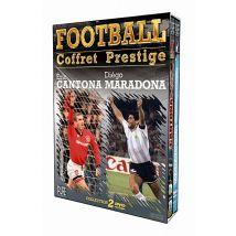 Cantona - Eric the king - Maradona un parcours de légende - Coffret - DVD Zone 2