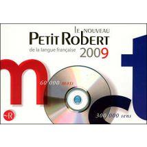 Le Nouveau Petit Robert 2009 - DVD-ROM
