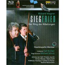 Siegfried/theatre national allemand weimar 2008 - Blu-ray