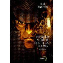 Histoires secrètes de Sherlock Holmes - Denoël