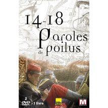 14-18, paroles de Poilus - Coffret - DVD Zone 2