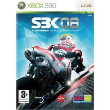 SBK'08 : Superbike World Championship - Jeu