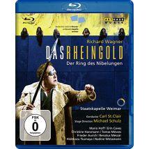 Or du Rhin - Théatre national Weimar 2008 - Blu-ray
