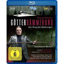 Crépuscule des dieux - Théatre national Allemand weimar 2008 - Blu-ray