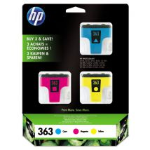 Cartouche HP 363 Multipack (CB333EE)