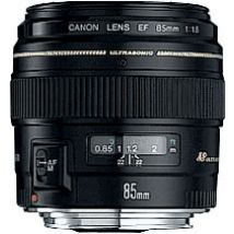 Objectif Reflex Canon Ef 85 Mm F/1.8 Usm
