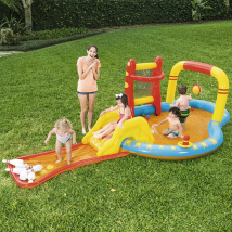 Bestway Lil' Champ Paddling Pool Play Centre