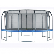 Air League 16ft Trampoline with Safety Enclosure