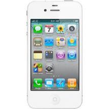 Apple iPhone 4S 16GB White ORANGE - Refurbished / Used