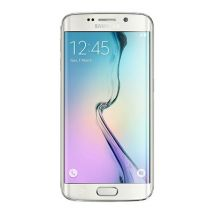 Samsung G925 Galaxy S6 Edge 32GB White T-MOBILE - Refurbished / Used