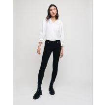 Mid-rise Skinny Jeans - T10 - Anthracite - Maje