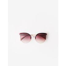 Acetate Cat Eye Sunglasses - TU - Multi-coloured - Maje