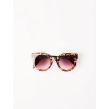 Acetate Cat Eye Sunglasses - TU - Scale - Maje