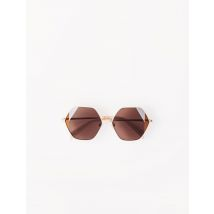 Seventies Acetate Sunglasses - TU - Multi-coloured - Maje