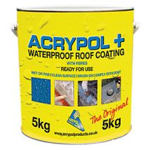 Acrypol + White Solar Waterproof Coating - 5kg